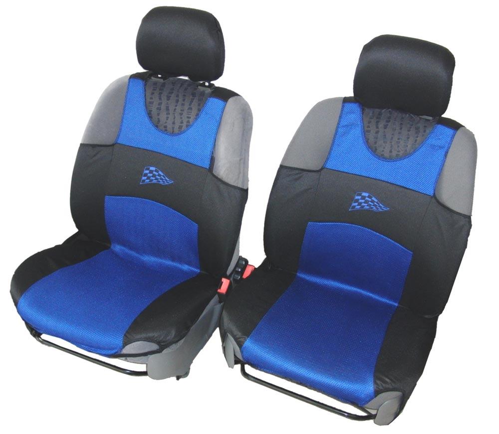 5de103ad2477 Potahy na přední sedadla